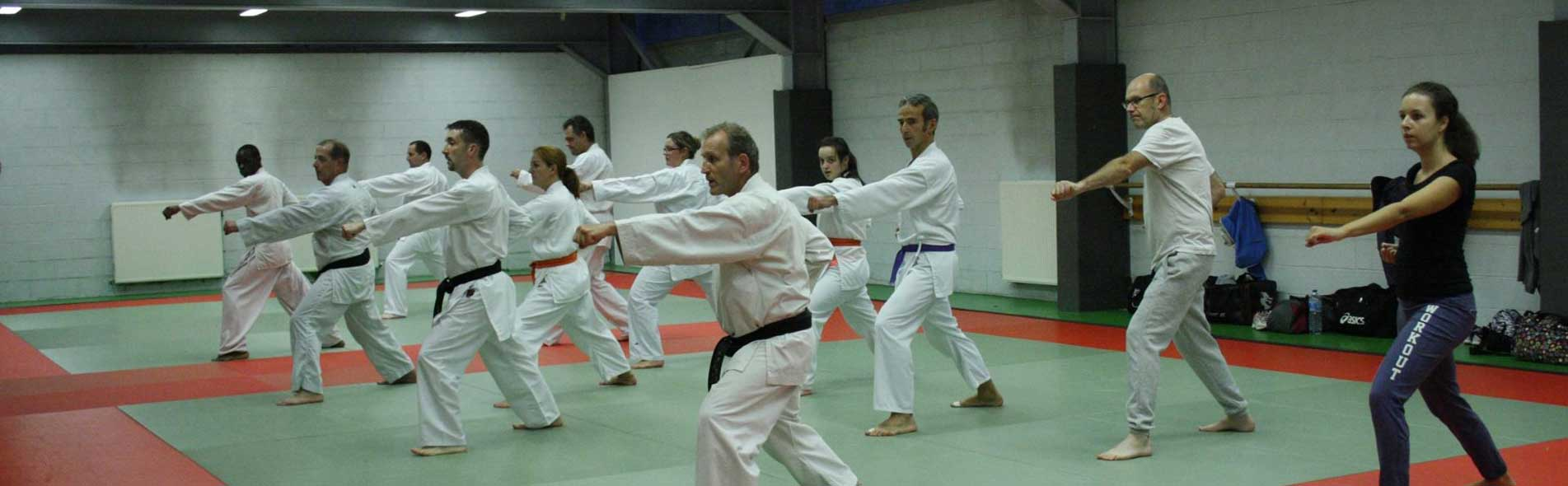 club karate louviers