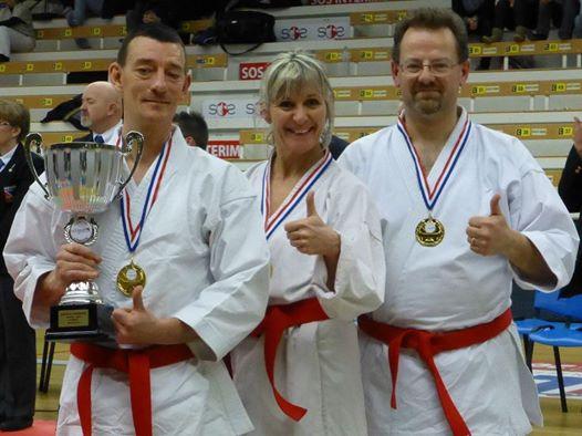 Philippe Herment, Cathy Arnault, Franck Legoux