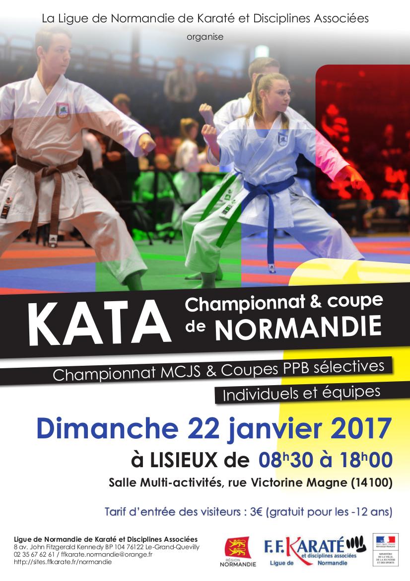 COMPETITION-KATA-NORMANDIE-LISIEUX-220117